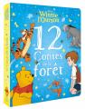 Couverture 12 contes de la Forêt Editions Hachette (Jeunesse) 2018