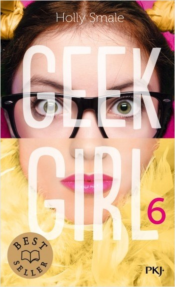 Couverture Geek girl, tome 6
