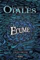 Couverture La quête des Opales, tome 1 : Ecume Editions Fleurus 2019