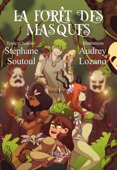 Couverture La Forêt des Masques