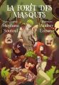Couverture La Forêt des Masques Editions Elixyria 2019