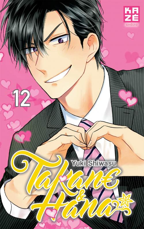 Couverture Takane & Hana, tome 12