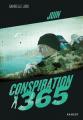 Couverture Conspiration 365, tome 06 : Juin Editions Rageot 2018