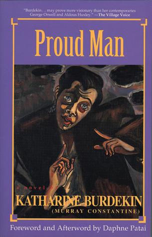 Couverture Proud Man
