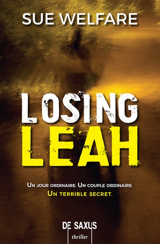 Couverture Losing Leah