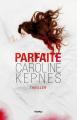 Couverture Parfaite Editions Kero 2016