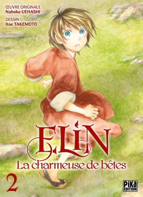 Couverture Elin : La charmeuse de Bêtes, tome 02