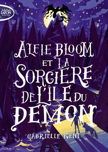 Couverture Alfie Bloom, tome 3 : Alfie Bloom et la sorcière de l'île du démon