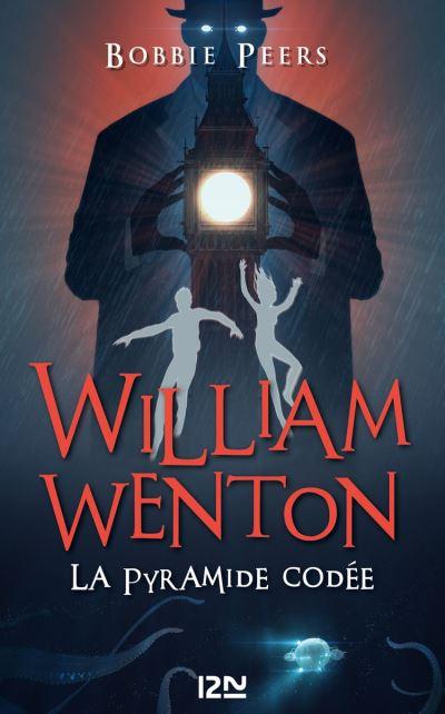 Couverture William Wenton, tome 3 : La pyramide codée