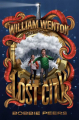 Couverture William Wenton, tome 3 : La pyramide codée Editions Aladdin 2019