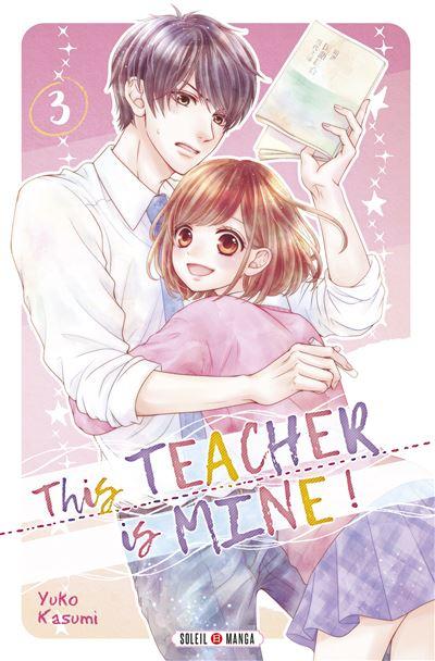 Couverture This Teacher is Mine!, tome 3