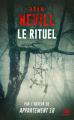 Couverture Le rituel Editions Bragelonne (Terreur) 2019
