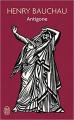 Couverture Antigone Editions J'ai Lu 2001