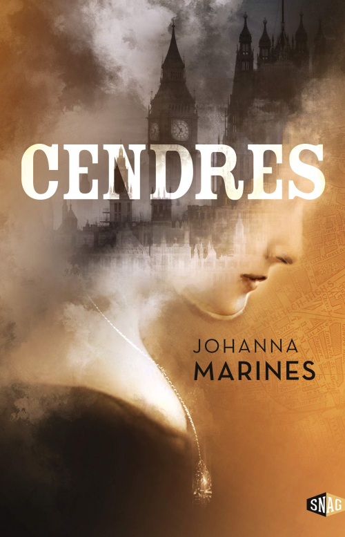 Couverture Cendres