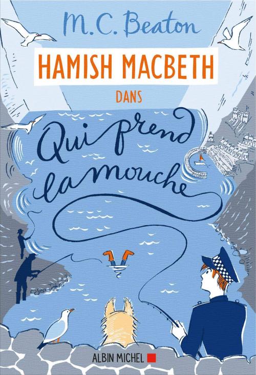 Couverture Hamish Macbeth, tome 1 : Qui prend la mouche