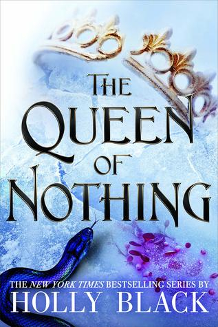 Couverture The Folk of the Air, book 3: The Queen of Nothing