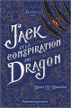 Couverture Section 13, tome 3 : Jack et la conspiration du dragon Editions Flammarion 2018