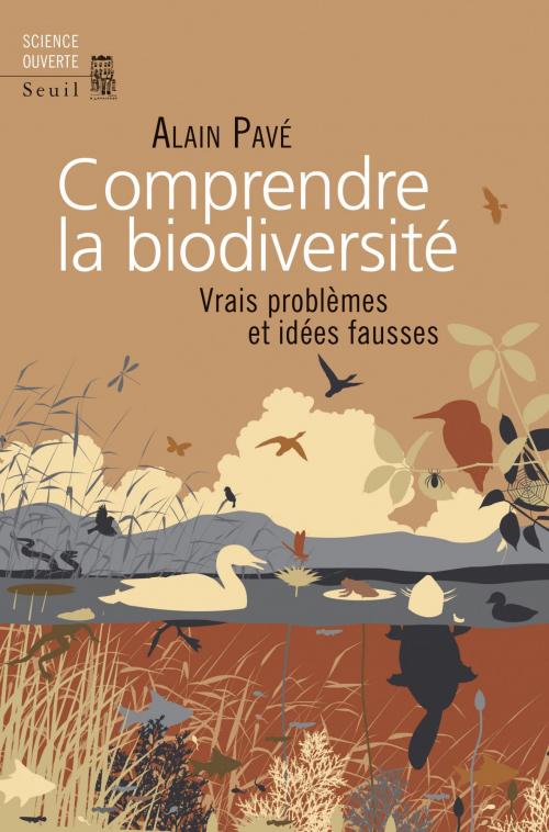Couverture Comprendre la biodiversité : Vrais problèmes et idées fausses