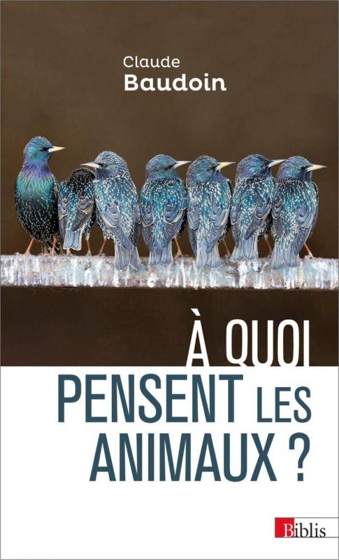 Couverture A quoi pensent les animaux ?