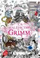 Couverture La malédiction Grimm Editions Le Livre de Poche (Jeunesse) 2019