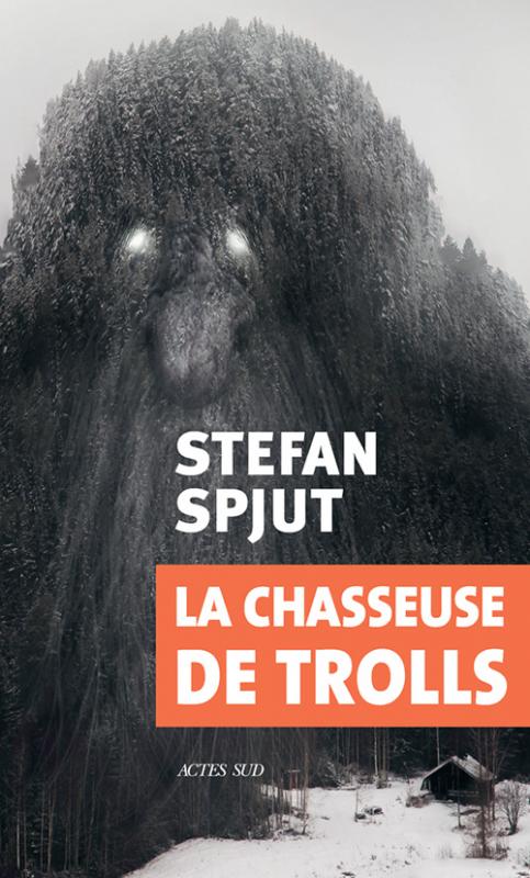 Couverture La chasseuse de trolls
