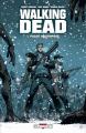 Couverture Walking dead, tome 01 : Passé décomposé Editions Delcourt (Contrebande) 2007