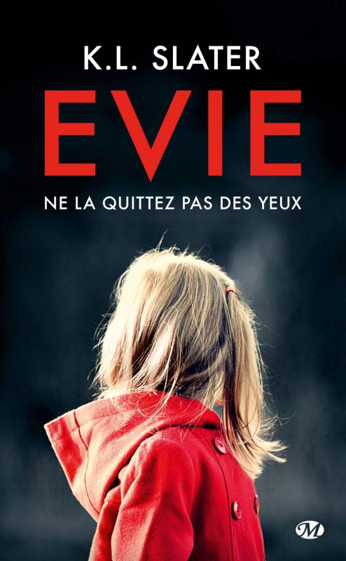 Couverture Evie