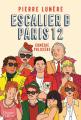 Couverture Escalier B, Paris 12 Editions HarperCollins 2019