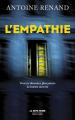 Couverture L'Empathie Editions Robert Laffont 2019