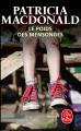Couverture Le poids des mensonges Editions VDB 2013