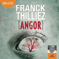 Couverture Franck Sharko & Lucie Hennebelle, tome 4 : Angor Editions Audible studios 2014