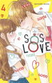 Couverture SOS Love, tome 4 Editions Akata (M) 2019