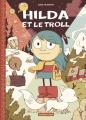 Couverture Hilda et le troll Editions Casterman 2016