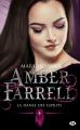 Couverture Amber Farrell, tome 4 : La danse des esprits Editions Milady (Bit-lit) 2019