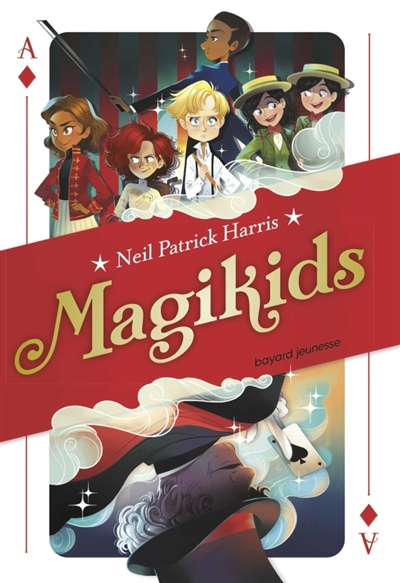Couverture Magikids, tome 1