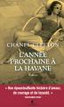 Couverture L'année prochaine à la Havane Editions Charleston 2019