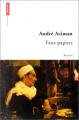 Couverture Faux papiers Editions Autrement (Littératures) 2002