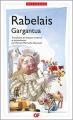 Couverture Gargantua Editions Flammarion (GF - Bilingue) 2016