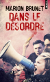 Couverture Dans le désordre Editions Points 2019