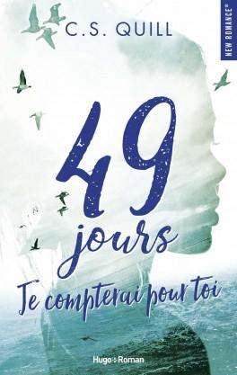 Couverture 49 jours : Je compterai pour toi