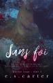 Couverture L'ordre rouge, tome 3  : Sans foi Editions Juno publishing 2019