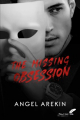 Couverture The missing obsession Editions Black Ink (Dark Ink) 2019
