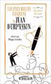 Couverture Les plus belles citations de Jean d'Ormesson Editions Folio  2019