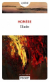 Couverture L'Iliade / Iliade Editions Pocket (Classiques) 2018