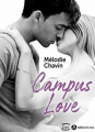 Couverture Campus Love  Editions Addictives (Luv) 2019