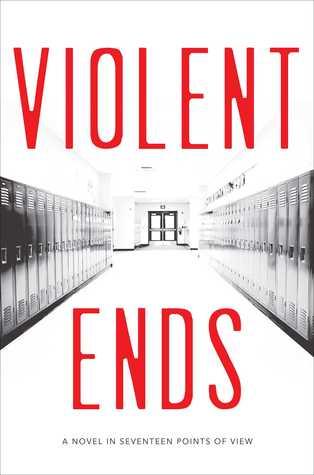 Couverture Violent ends