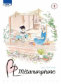 Couverture BL Métamorphose, tome 1 Editions Ki-oon (Seinen) 2019