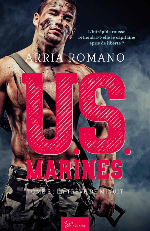 Couverture U.S. Marines, tome 3 : La trêve de minuit