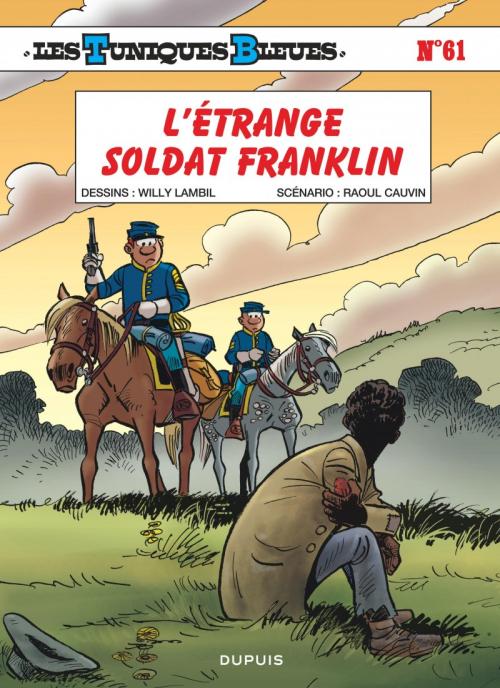 Couverture Les Tuniques Bleues, tome 61 : L'étrange soldat Franklin