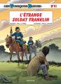 Couverture Les Tuniques Bleues, tome 61 : L'étrange soldat Franklin Editions Dupuis 2017